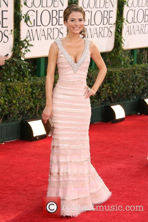 Maria Menounos, Golden Globe Awards, Beverly Hilton Hotel