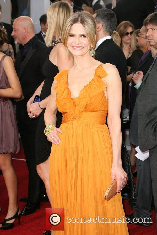 Kyra Sedgwick, Golden Globe Awards, Beverly Hilton Hotel
