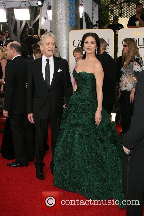 Michael Douglas and Catherine Zeta Jones 4