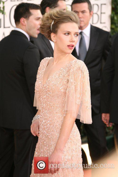 Scarlett Johansson, Golden Globe Awards