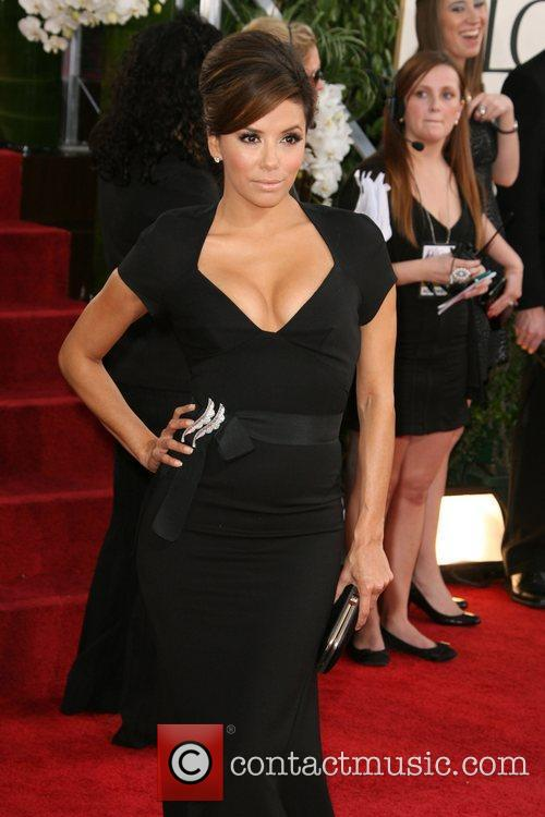 Eva Longoria, Golden Globe Awards
