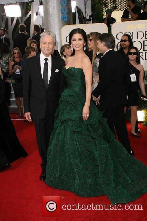 Michael Douglas and Catherine Zeta Jones 6