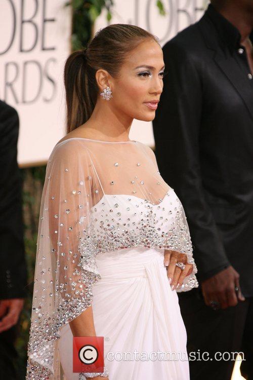 Jennifer Lopez, Golden Globe Awards, Beverly Hilton Hotel