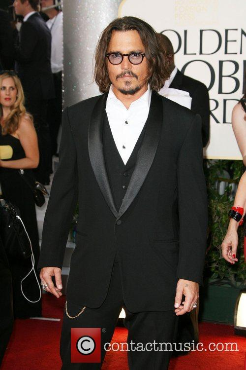 Johnny Depp, Golden Globe Awards