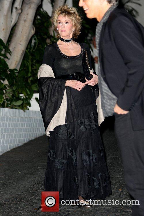 Jane Fonda, Golden Globe Awards