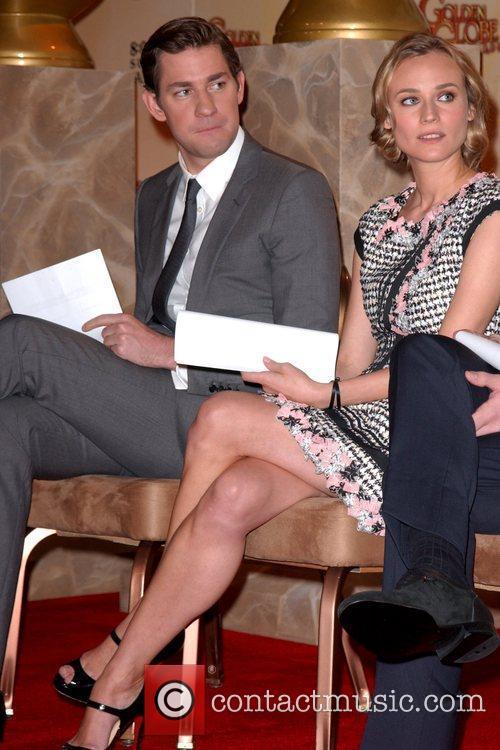John Krasinski and Diane Kruger 3