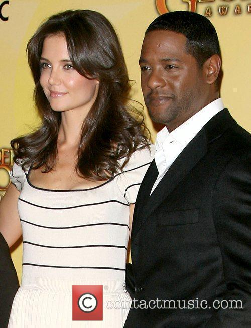 Katie Holmes and Blair Underwood 7