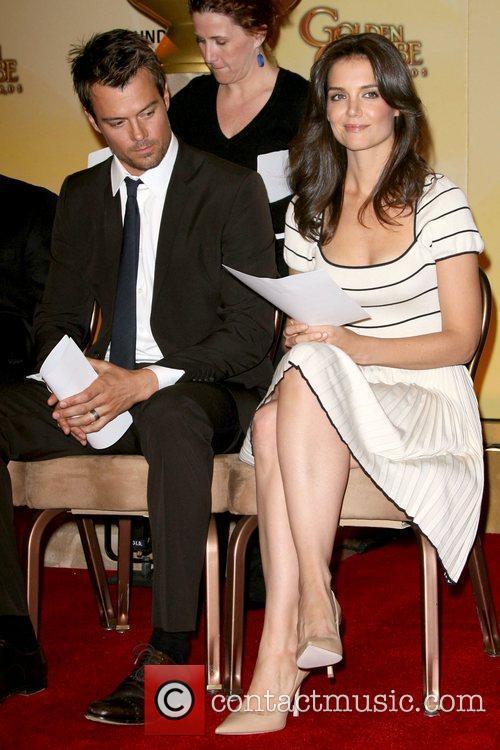 Josh Duhamel and Katie Holmes 7
