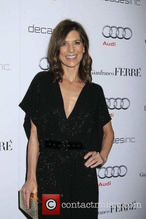Perrey Reeves Audi Celebrates the Golden Globes with...