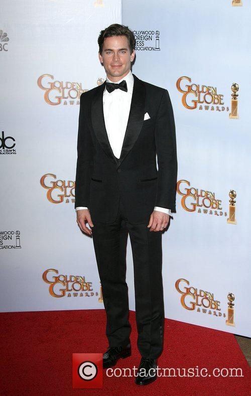 Matt Bomer, Golden Globe Awards, Beverly Hilton Hotel