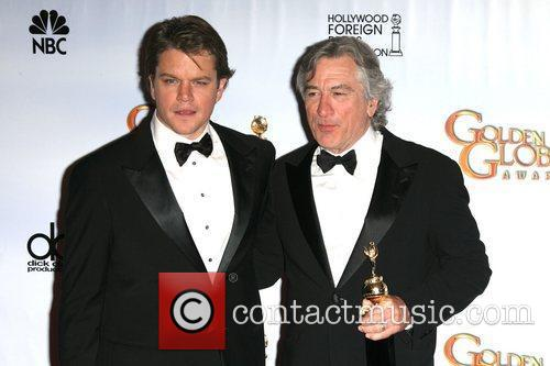 Matt Damon and Robert De Niro 4