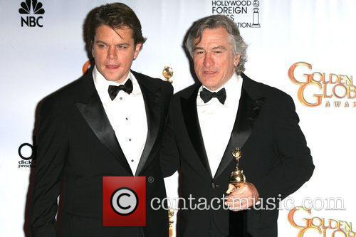 Matt Damon and Robert De Niro 1