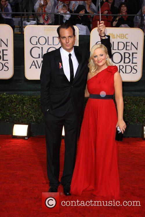 Amy Poehler and Will Arnett 9