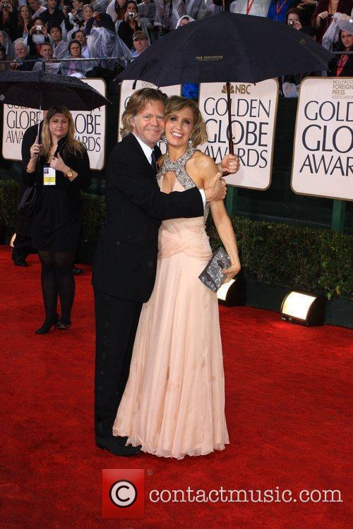 Felicity Huffman and Her Husband William H Macy 2