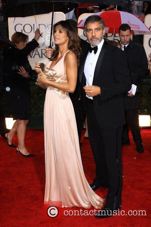 67th Golden Globe awards 2010 held at The...