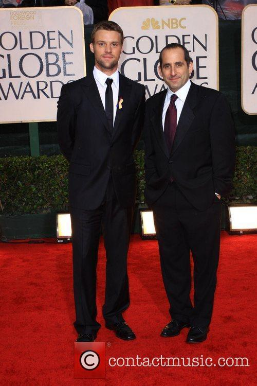Jesse Spencer and Peter Jacobson 2