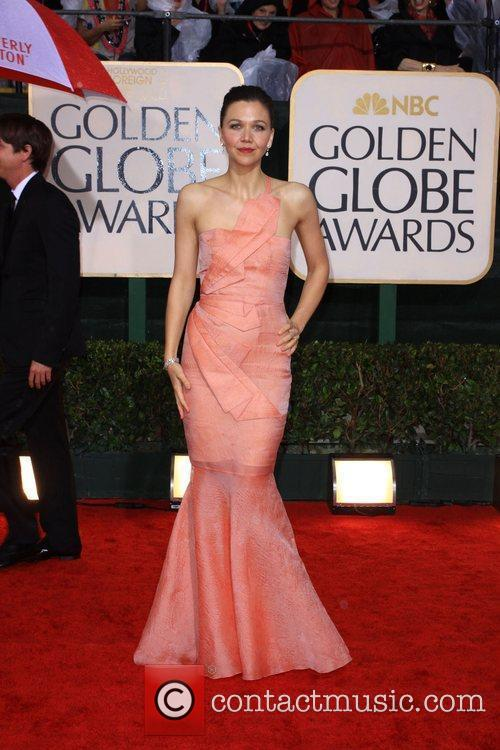 Maggie Gyllenhaal, Golden Globe Awards