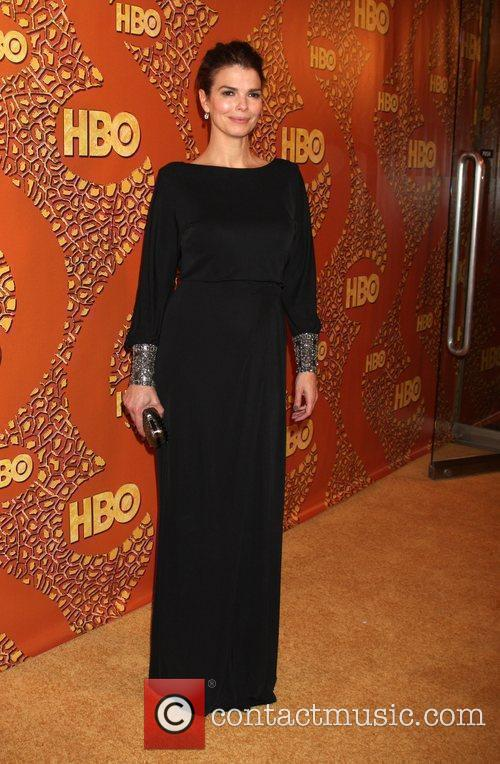 Jeanne Tripplehorn and Hbo 1