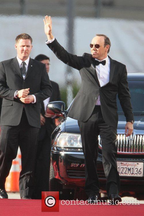 Kevin Spacey, Golden Globe Awards, Beverly Hilton Hotel