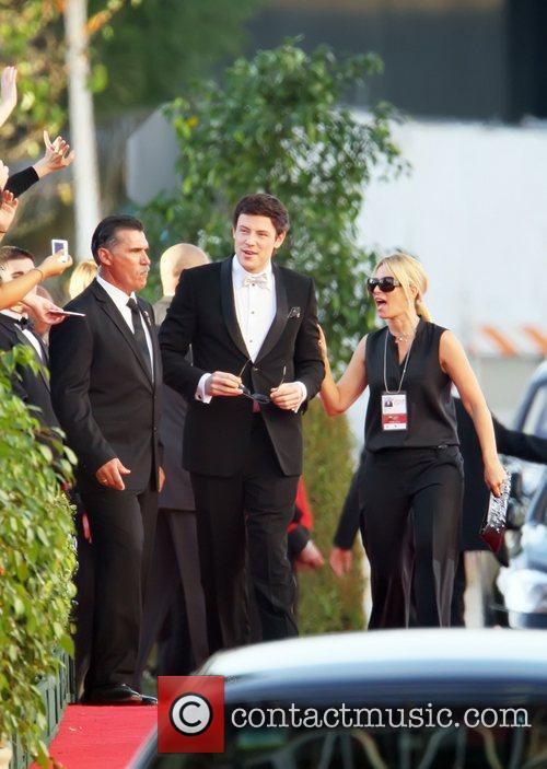 Cory Monteith, Golden Globe Awards, Beverly Hilton Hotel