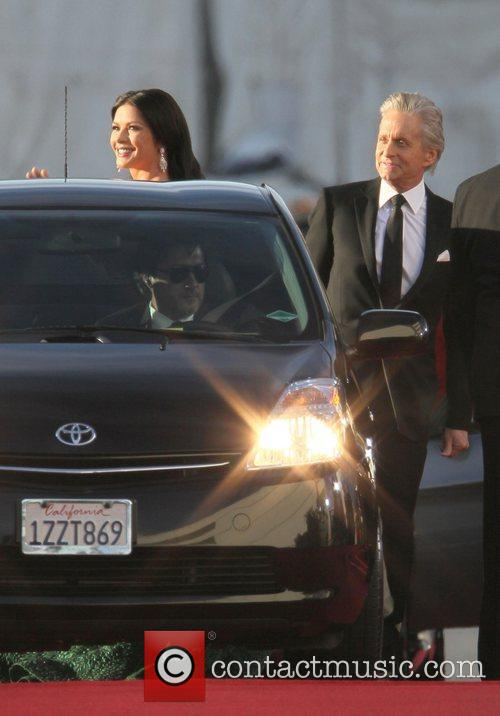 Michael Douglas and Catherine Zeta Jones 2