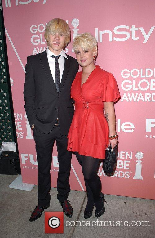 Luke Worrall and Kelly Osbourne 4
