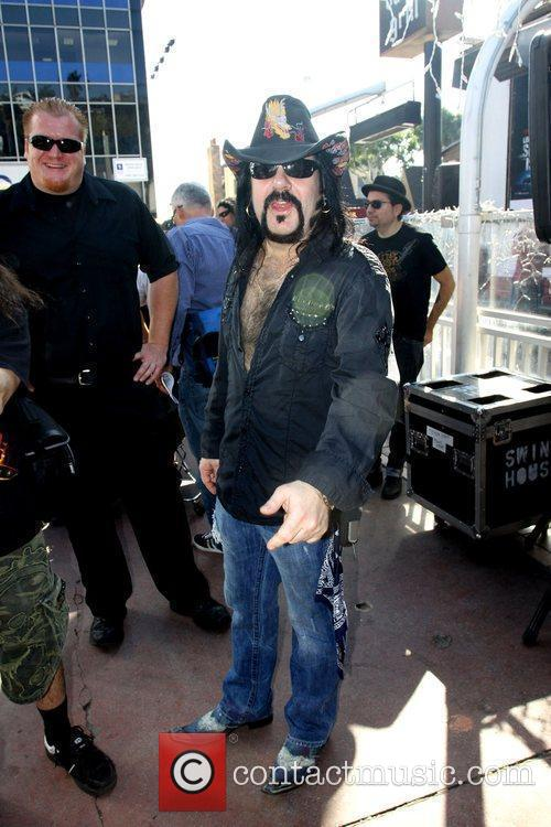 Vinnie Paul attends the 2nd Annual Golden Gods...