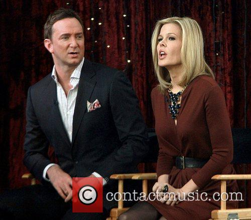 Clinton Kelly and Mary Alice Stephenson at 'Good...
