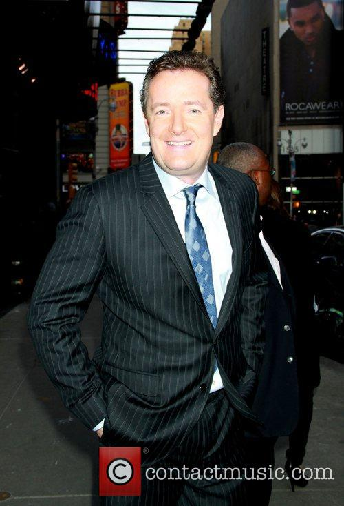 Piers Morgan and Cnn 3