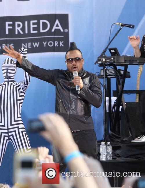 Good Morning America presents The Black Eyed Peas...