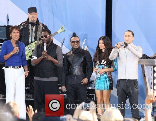 Good Morning America presents The Black Eyed Peas...