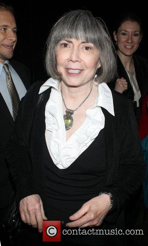 Anne Rice Celebrities outside ABC's 'Good Morning America'...