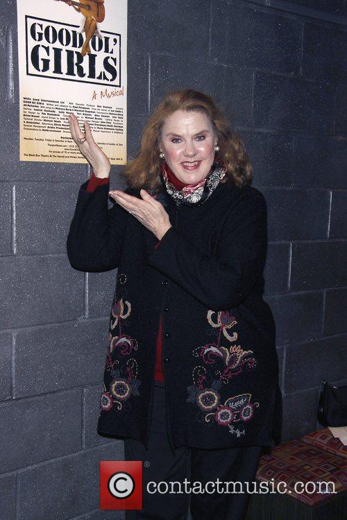 Celia Weston Opening night of the Off-Broadway musical...
