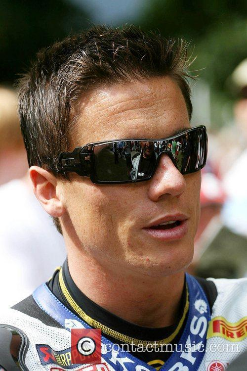 James Toseland Goodwood Festival of Speed 2010 West...