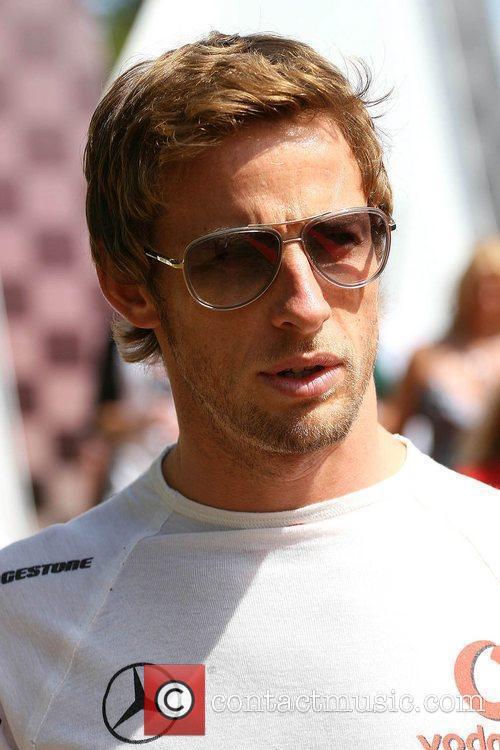 Jenson Button Goodwood Festival of Speed 2010 West...