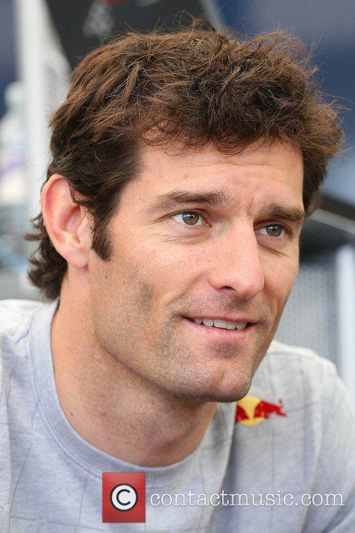 Mark Webber Goodwood Festival of Speed 2010 West...