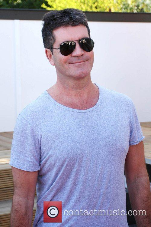 Simon Cowell Goodwood Festival of Speed 2010 West...