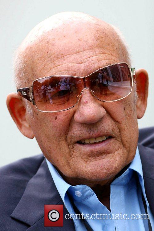 Sir Stirling Moss Goodwood Festival of Speed 2010...