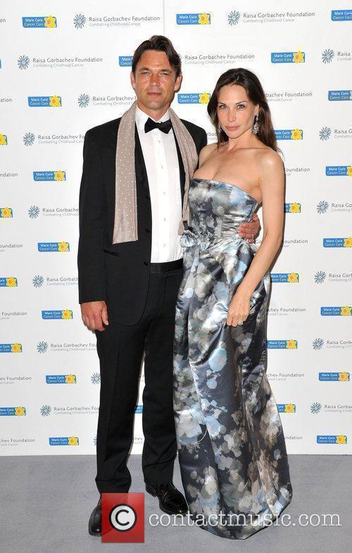 Dougray Scott and Claire Forlani Raisa Gorbachev Foundation...