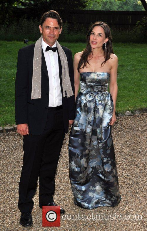 Raisa Gorbachev Foundation Party held at Hampton Court...