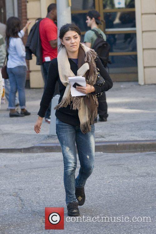 Jessica Szohr The cast of 'Gossip Girl' on...