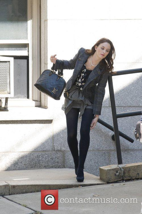 Leighton Meester and Gossip Girl 10