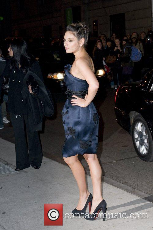 Mila Kunis  IFP's 20th Annual Gotham Independent...