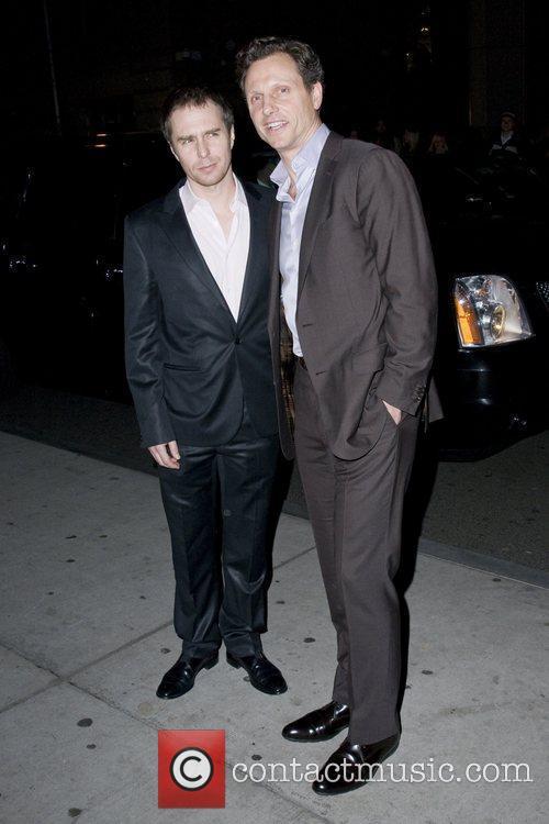 Sam Rockwell and Tony Goldwyn  IFP's 20th...