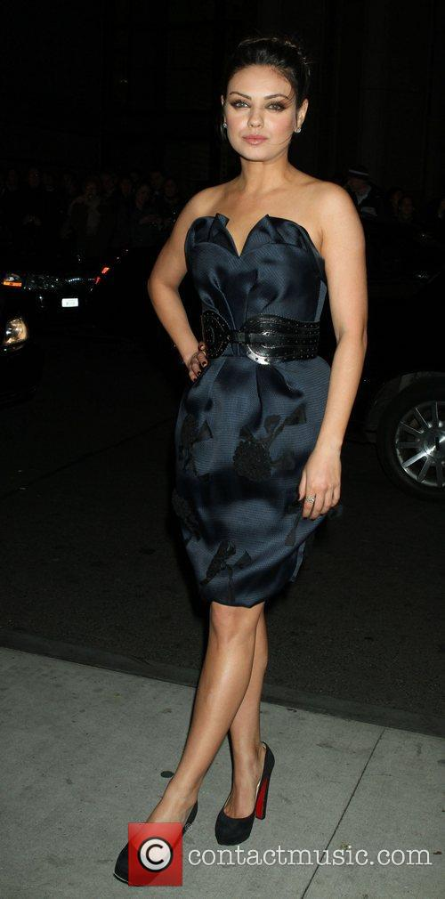 Milia Kunis IFP's 20th Annual Gotham Independent Film...