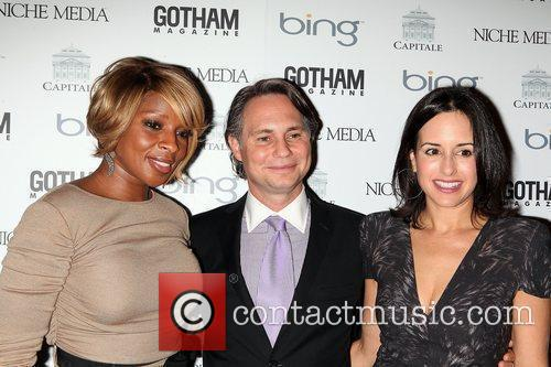 Gotham Magazine cover stars host the tenth annual...