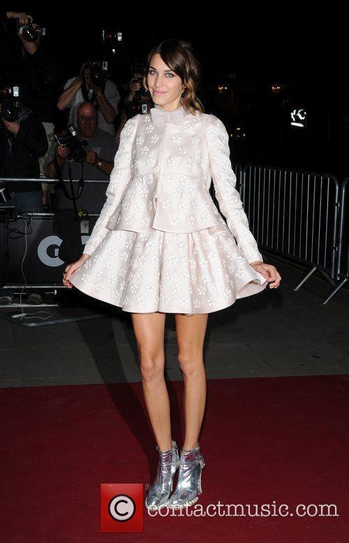 Alexa Chung GQ Man of the Year Awards...