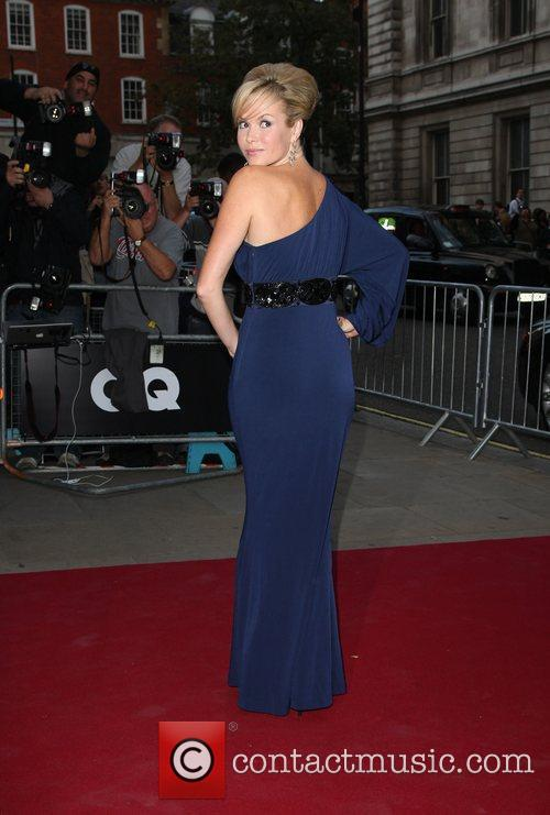 Amanda Holden GQ Man of the Year Awards...