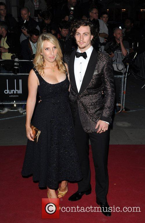 Sam Taylor-wood and Aaron Johnson 4