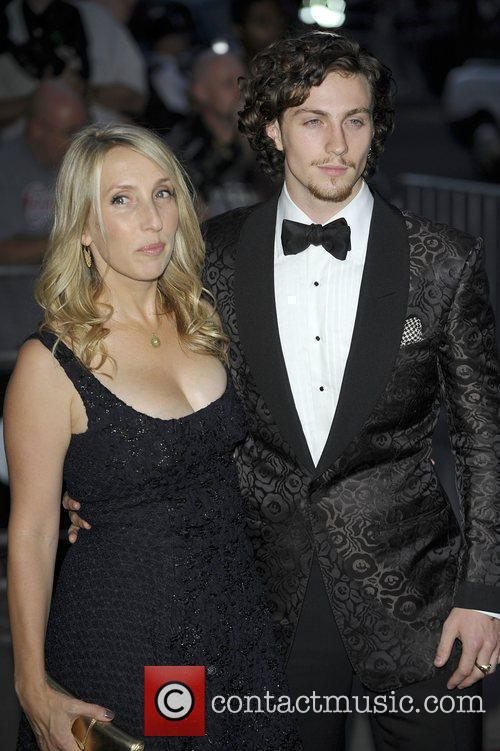 Sam Taylor-wood and Aaron Johnson 5